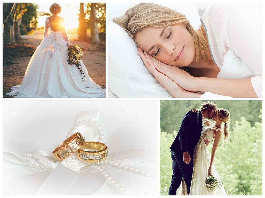 Какие приметы на свадьбу самые актуальные?