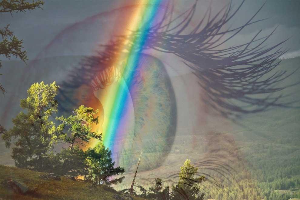 Двойная радуга: к чему увидеть ее вечером и как загадать желания
