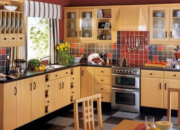 Кухня по фен-шуй - основные правила оформления