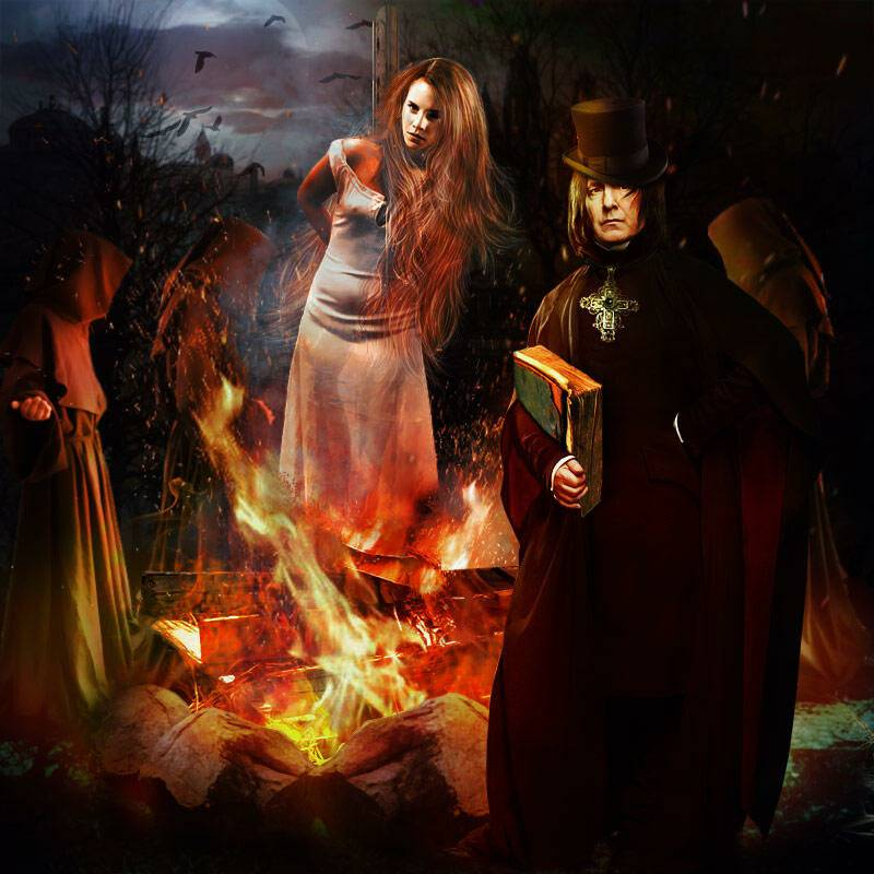 Салемских ведьм не сжигали на костре. вся правда о знаменитой охоте на ведьм