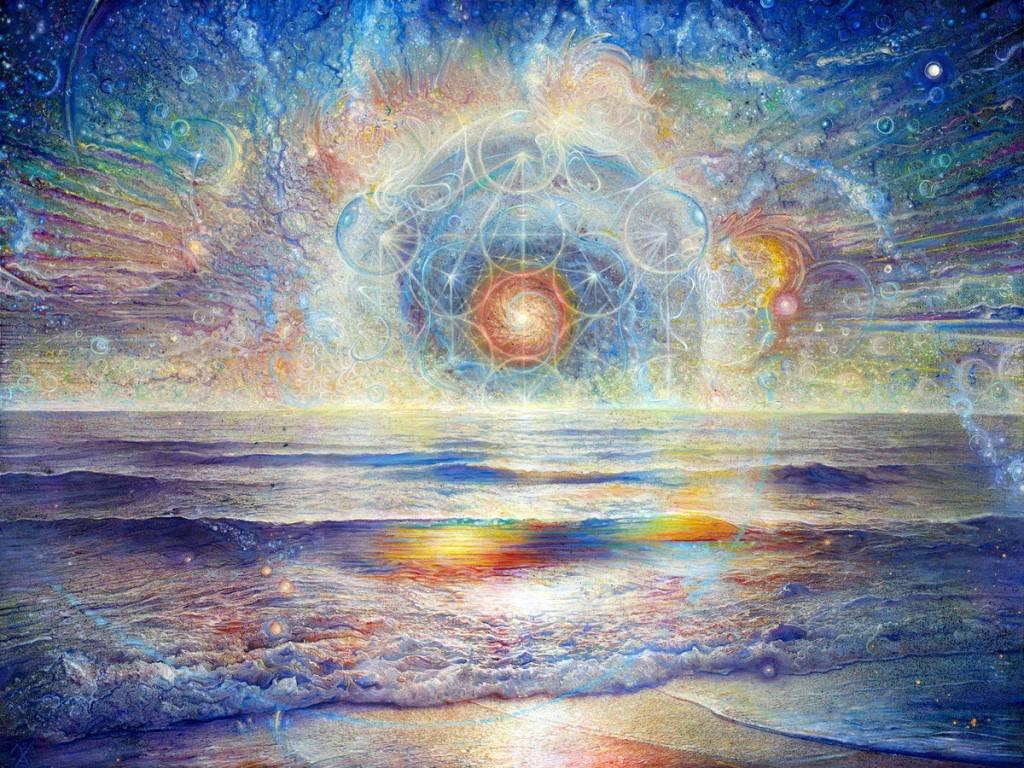Жить, с радостью применяя законы вселенной, это здорово!