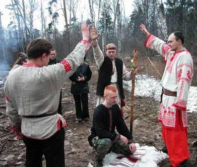 Религия древних славян: её особенности раньше и сейчас