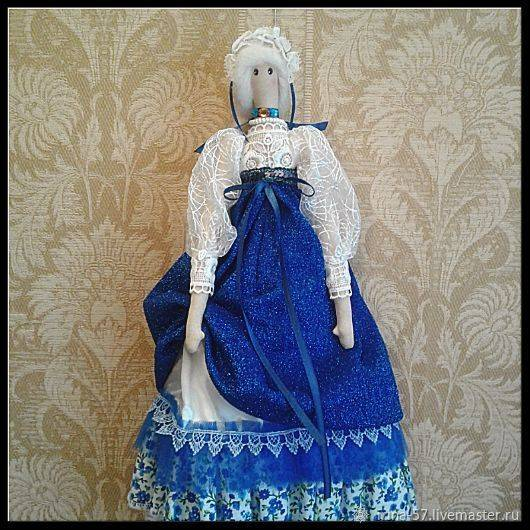 Кукла северная берегиня своими руками: мастер-класс