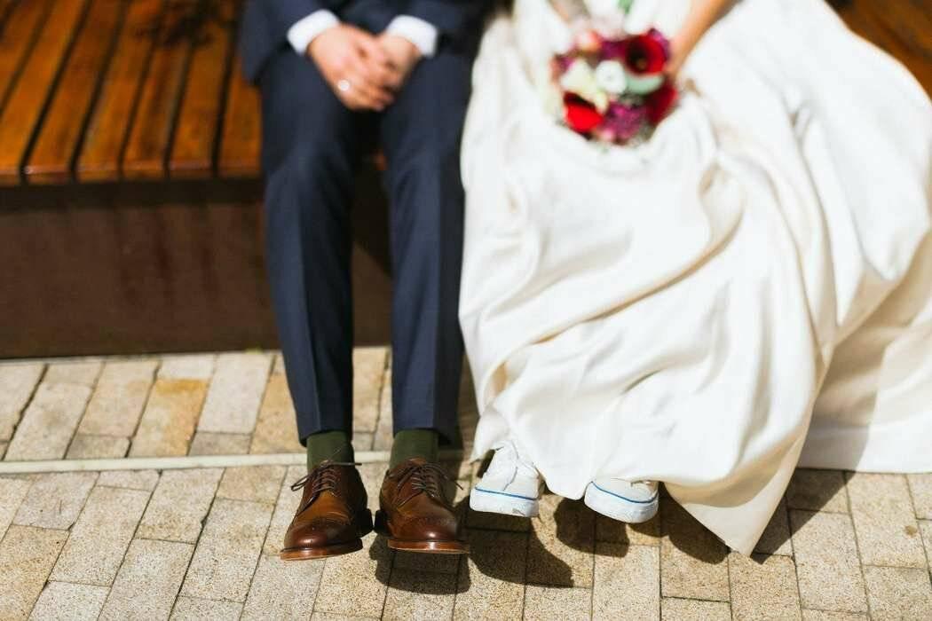 Приметы и суеверия про свадебное платье невесты