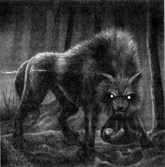 Глава четвертая о происхождении скандинавских вервольфов. книга оборотней