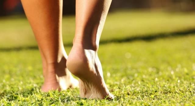 Народные приметы о ногах