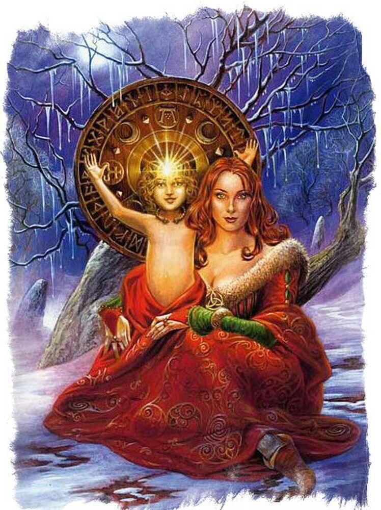 Зимнее солнцестояние - winter solstice - xcv.wiki