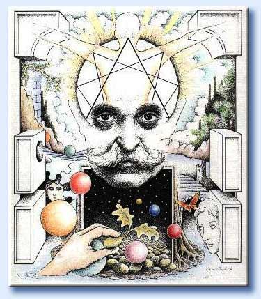 1.1.4. георгий гурджиев — философ и мистик.. оккультные тайны нквд и сс