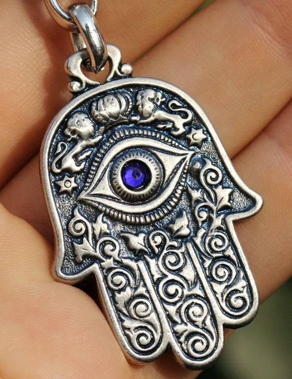 Глаз фатимы – надежный оберег от сглаза | как использовать амулет