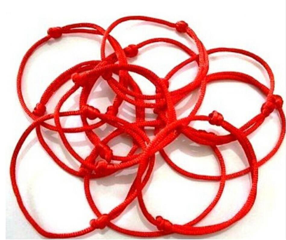 Красная нитка от сглаза