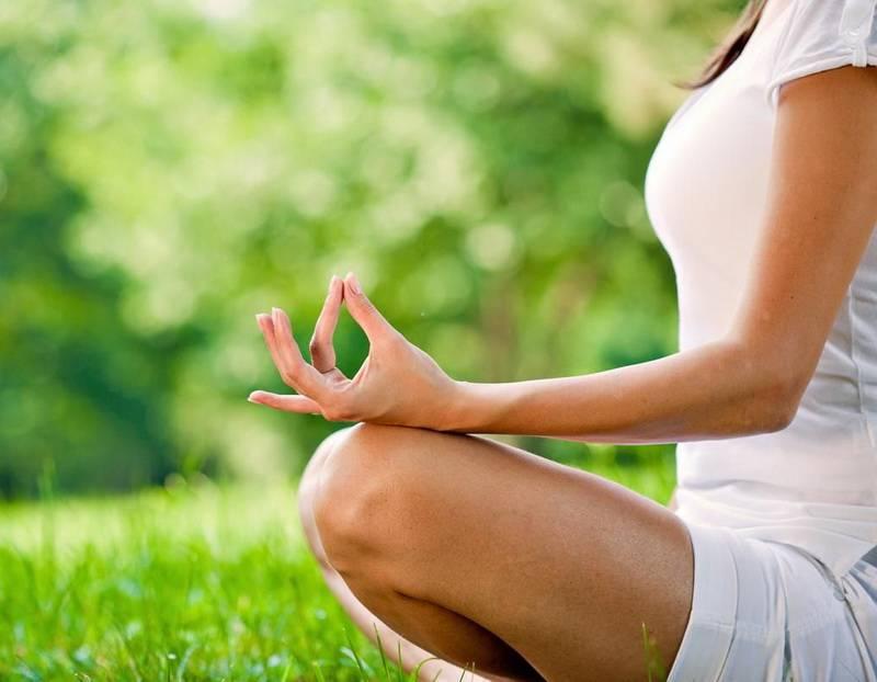 Медитация на наполнение женской энергией