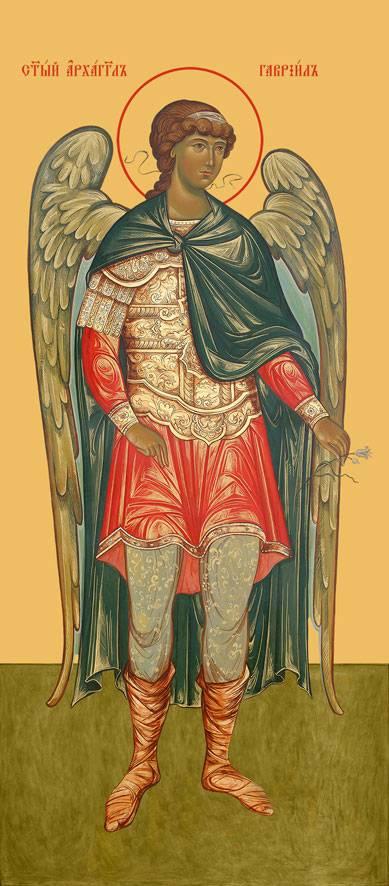 Святая тройка архангелов: михаил, гавриил и рафаил