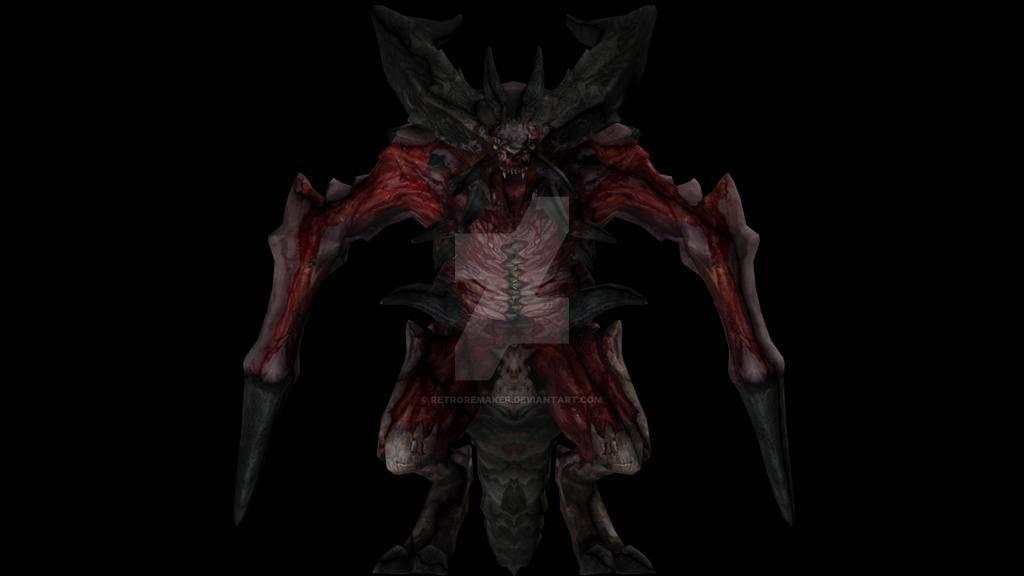 Красивый демон. самые могущественные демоны