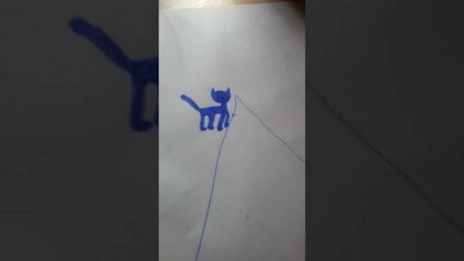 Как вызвать египетского кота исполняющего желания днем