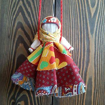 Кукла колокольчик – значение оберега, мастер-класс по созданию своими руками