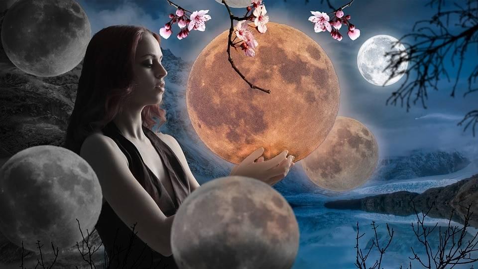 Как Луна влияет на человека: фазы Луны и их влияние