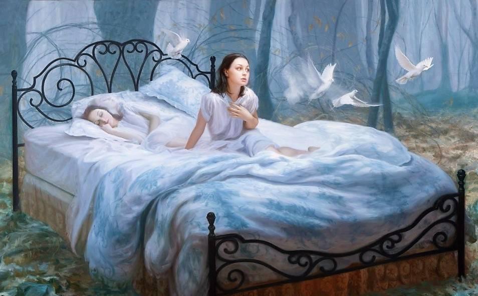 К чему снится лежать в кровати по соннику? видеть во сне, что лежите в кровати – толкование снов.
