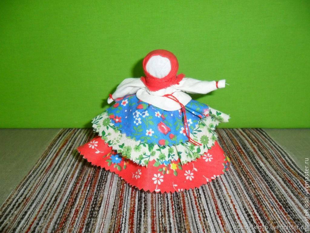 Кукла колокольчик – оберег для защиты домашнего очага