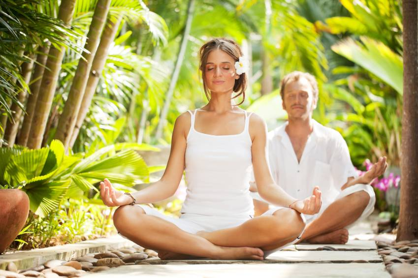 Медитация для женщин - секрет красоты и здоровья