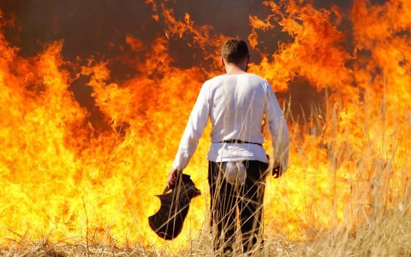 Сонник тушить пожар во сне