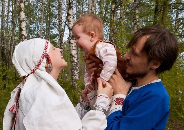 Обряд имянаречения в исламе и христианстве