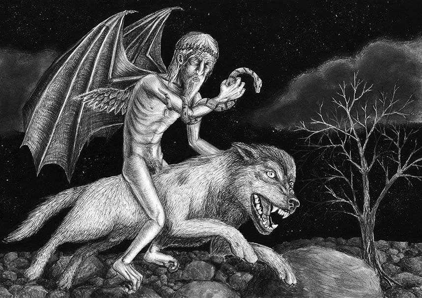 Какой сильный из демонов   магия в нас и вокруг нас вики   fandom