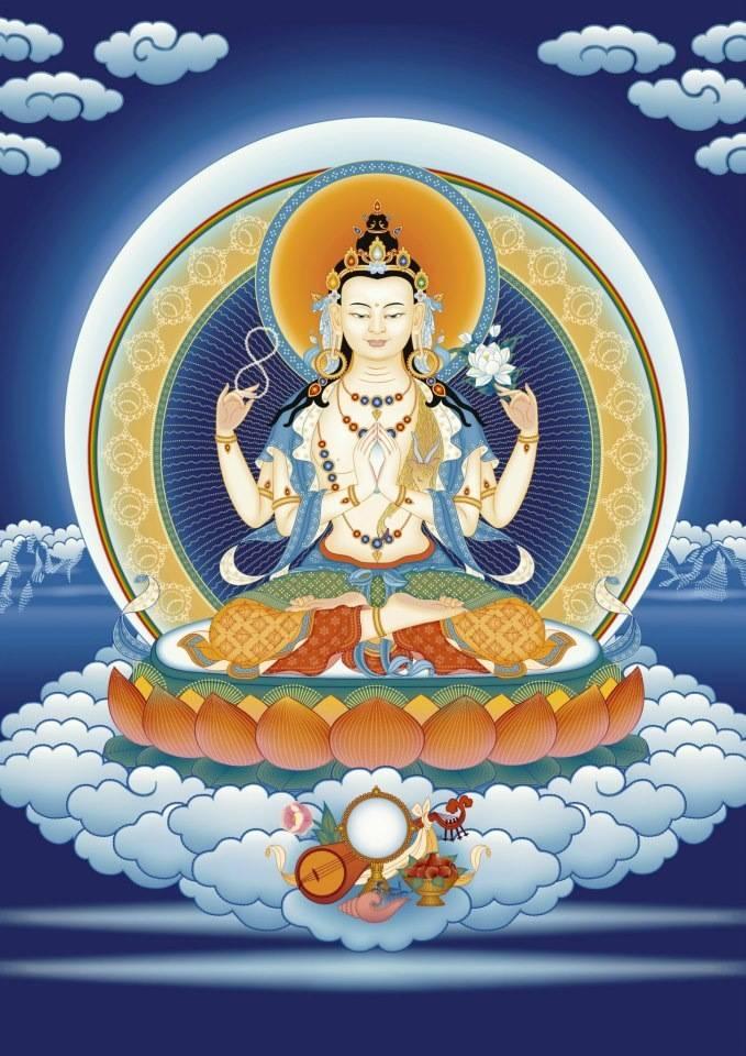 Обет бодхисаттвы