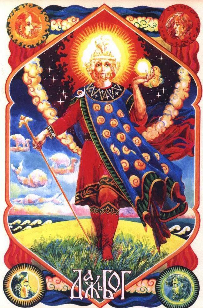 Бог тарх у славян помогает привлечь удачу, способы его призвать