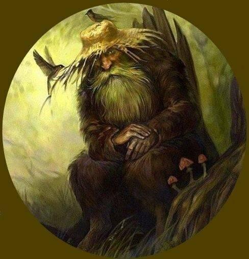 Славянские мифологические существа. часть первая (от а до д)