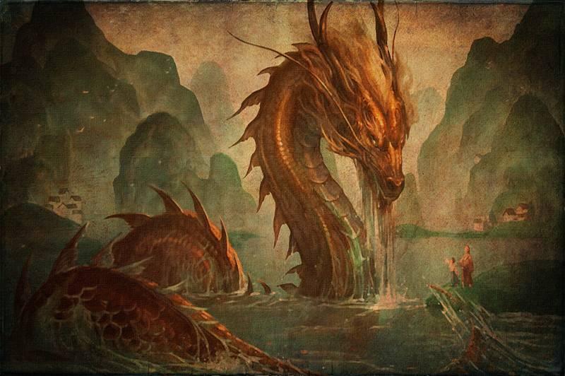 Какие вам известны магические животные из мифов?