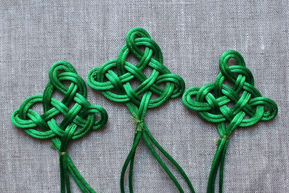 Узелковая магия: плетение на здоровье, любовь, деньги, удачу