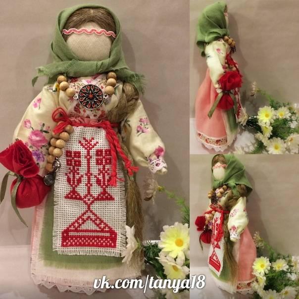 Значение куклы-оберега берегиня северная
