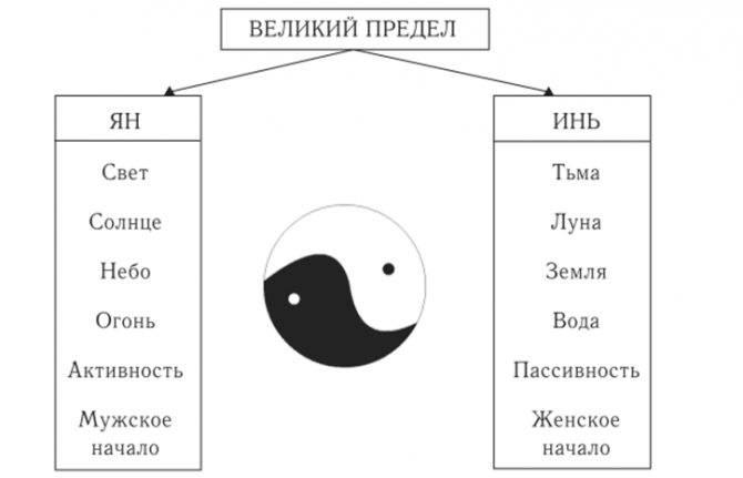 Знак инь и ян: изображение символа, откуда возник, суть, проекции, наша жизнь в стиле инь-янь