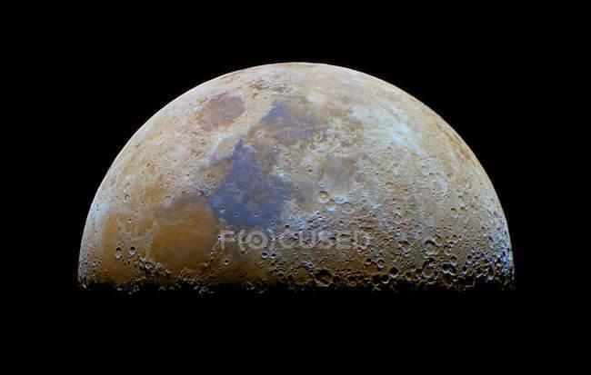 О чем может рассказать красная луна согласно приметам