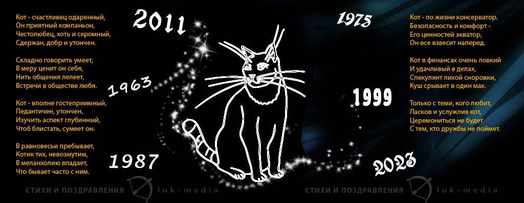 Восточный гороскоп-2021. полный гороскоп для кролика (кота)