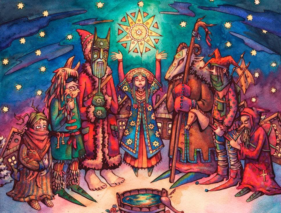 Праздник Йоль — языческое Рождество: ритуалы, традиции, легенды