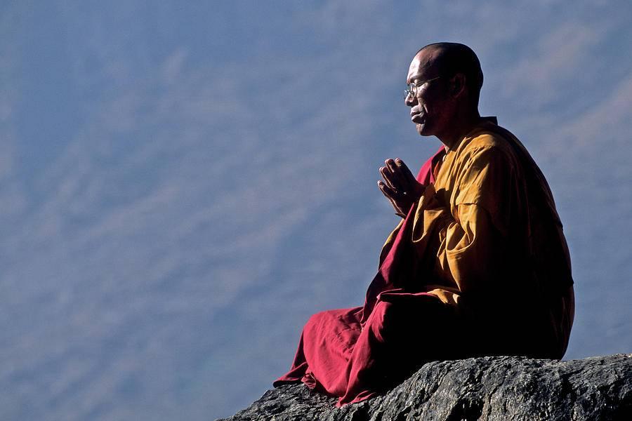 Медитация тибетских монахов. Тибетский рецепт долголетия