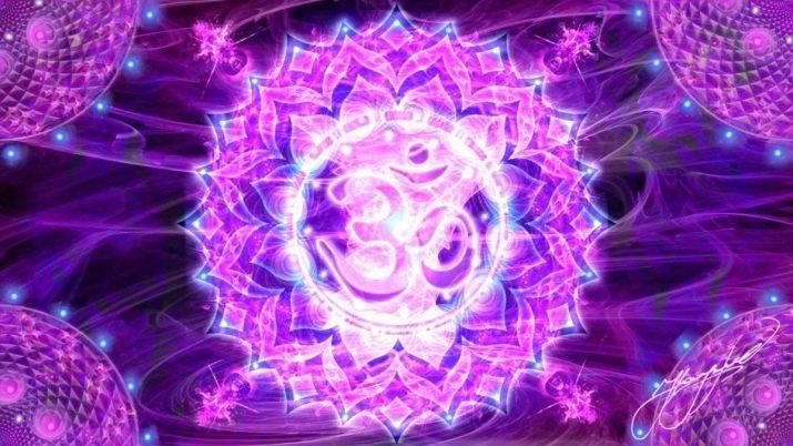 Сахасрара чакра - за что отвечает у женщин и где находится 7 чакра сахасрара