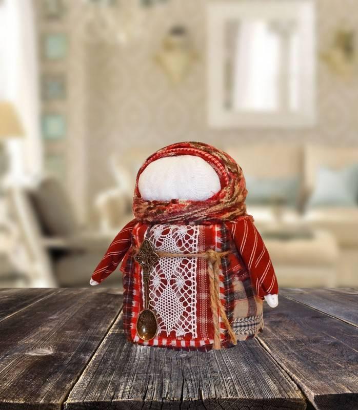 Кукла крупеничка (зерновушка, богач): значение и особенности применения, мастер класс по изготовлению мотанки своими руками из риса, гречки и ткани