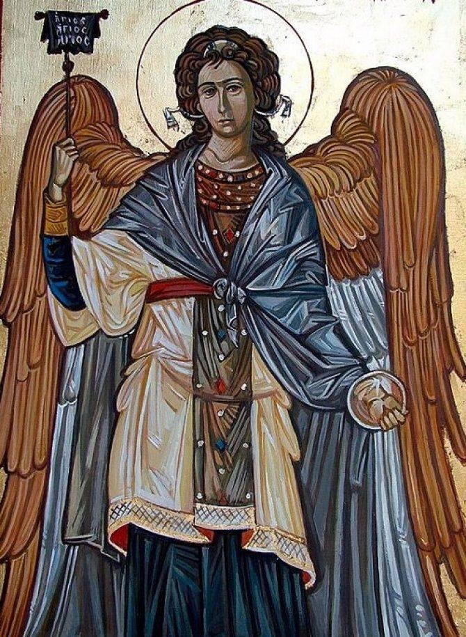 Архангел гавриил: в чем помогает, кто такой в евангелии и ветхом завете, икона андрея рублева, в чем помогает, послания и акафист, молитва, тропарь