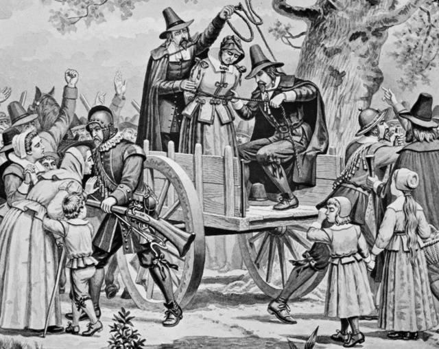 10 случаев охоты на ведьм, которые произошли в наши дни