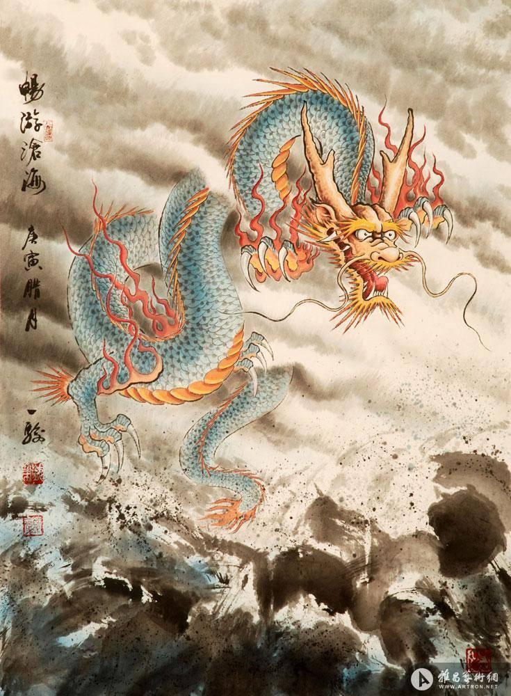Тату дракон значение, о котором мало кто знает (86 фото и эскизов)