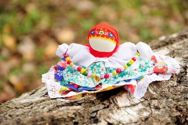 Кукла кувадка — оберег для малышей