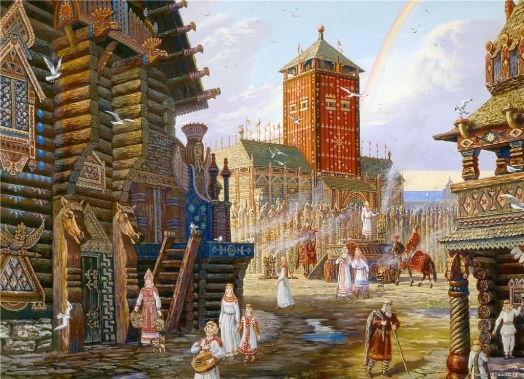 Ведическая культура древних славян, видео лекции