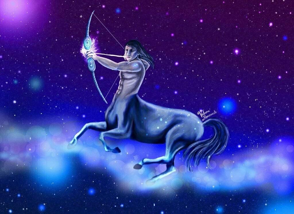 Любовный гороскоп на год для знака   стрелец