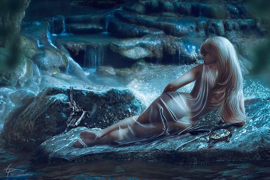 Наяды Греческая мифология