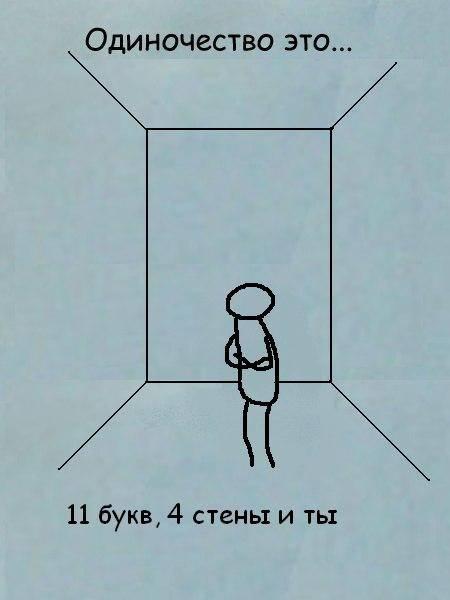 Тест на одиночество для женщин и мужчин. узнай почему ты одинок