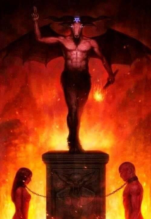 Метка дьявола на теле человека – что это и как выглядит