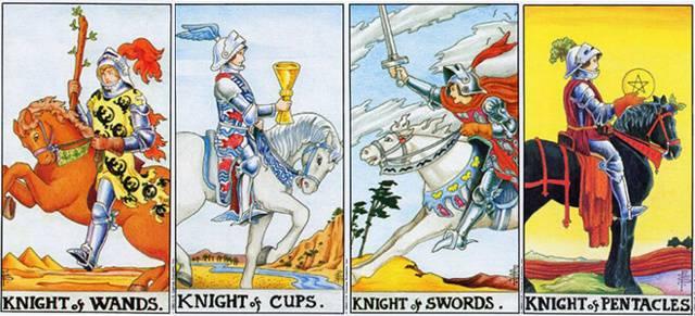 Королева мечей — значение карты таро
