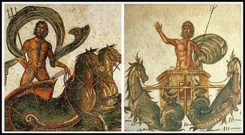 Глава 17. лошади моря. мифы и легенды народов мира. лошадь в мифах и легендах. м. олдфилд гоувей.